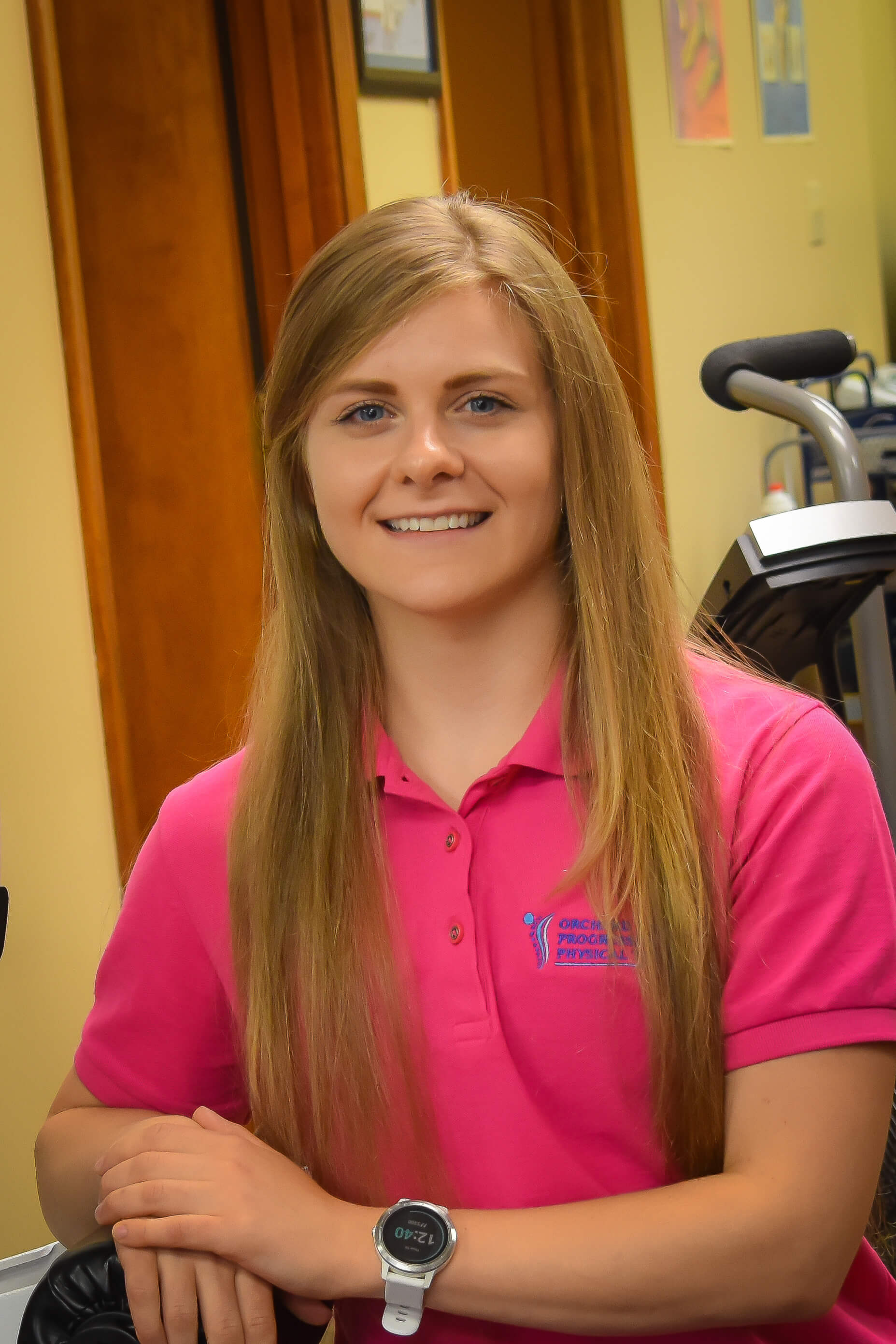 Lauren Hughes, PTA