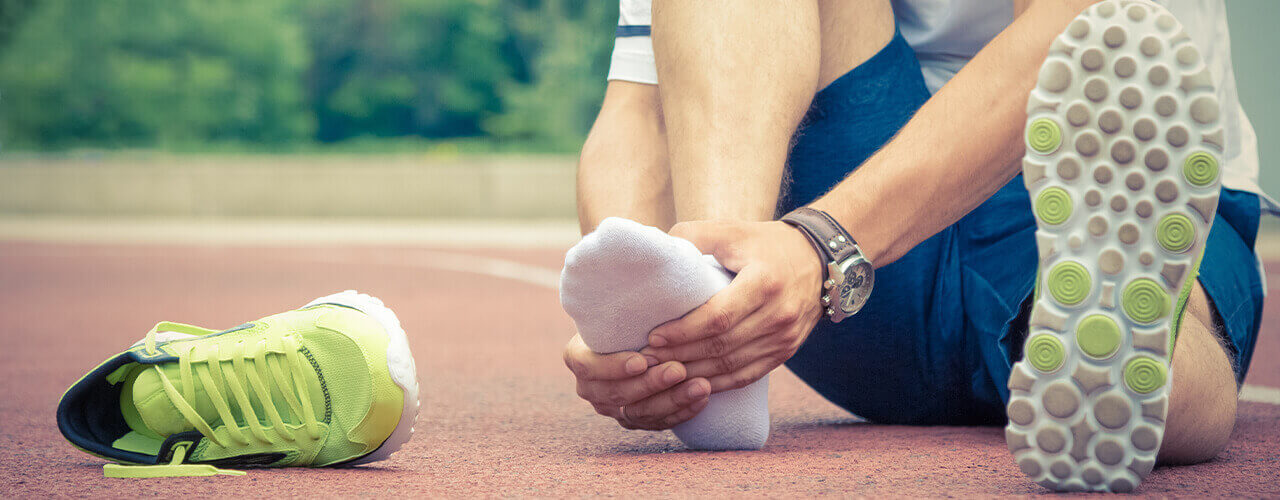 Sprains vs Strains